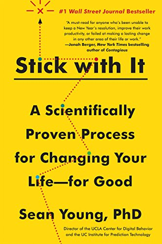 amazon stick with it a scientifically proven process for changing