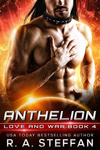 Anthelion: Love and War, Book 4 (English Edition)
