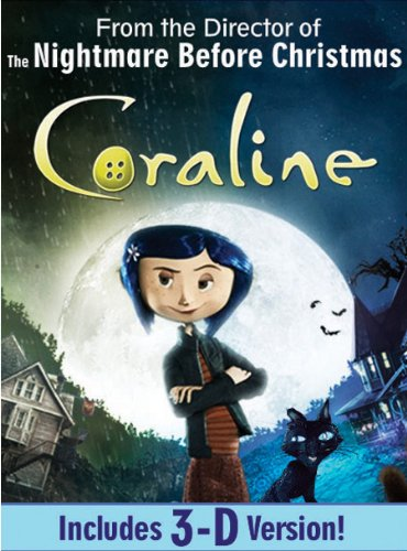 Coraline [DVD] [Import]の詳細を見る