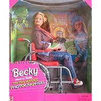 Barbie Becky I'm the School Photographer