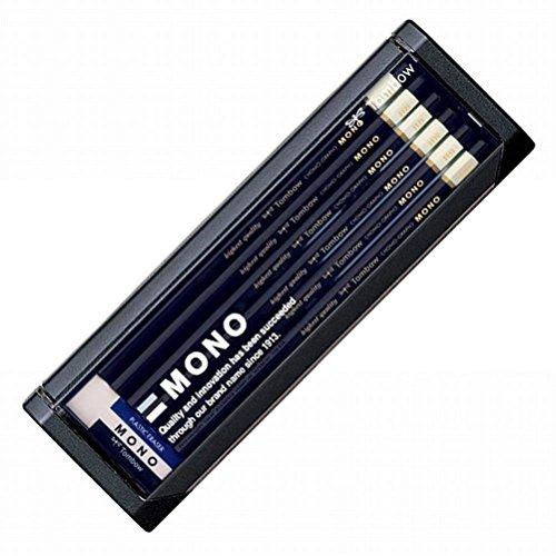 トンボ鉛筆 鉛筆 モノ HB