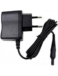FidgetGear フィリップスシェーバーHQ7363 HQ7380 HQ7390 HQ7415のためのEUのアダプターの充電器の電源