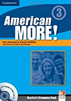 American More! Level 3 Teacher's Resource Pack with Testbuilder CD-ROM/Audio CD