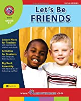 Rainbow Horizons Z19 Lets Be Friends - Grade K to 1