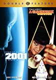 【初回限定生産】2001年宇宙の旅/時計じかけのオレンジ DVD(お得な2作品パック)[DVD]