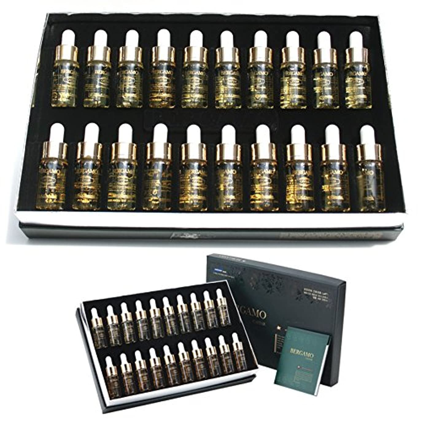 事翻訳ビルマ[ベルガモ]Bergamo/キャビア高効力のビタミンアンプルセット13ml * 20ea/Caviar High Potency Vitamin Ampoule Set 13ml * 20ea/韓国化粧品/Korean Cosmetics [並行輸入品]