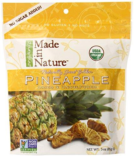 Made in Nature『オーガニック ドライ パイナップル』