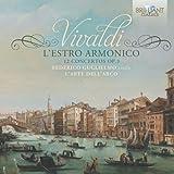 """""""L'Estro Armonico"""" 12 Concertos Op.3"""