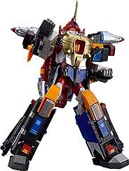 電光超人グリッドマン THE合体 合体超神サンダーグリッドマン ノンスケール 亜鉛合金&ABS製 塗装済み可動フ