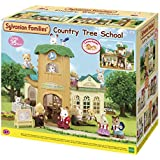 Sylvanian Families Country Tree School,Playset