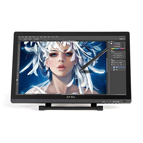 """XP-Pen 21.5"""" 液晶ペンタブレット HD IPS液晶 イラスト 3Dデザイン 2048レベル スタイラスペン サポート Windows Mac (液タブ)"""