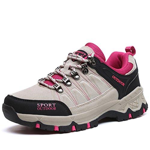 [해외]남녀 겸용 성실한 바닥 등산 鞋 스키밍 방지 방수 4 색 선택 가능/Unisex combined honest bottom climbing 鞋 anti-skimming anti-waterproof 4 colors available