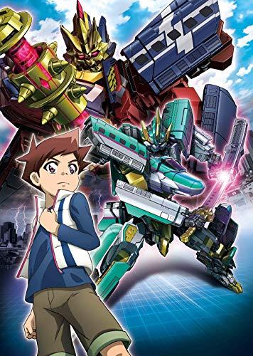 【Amazon.co.jp限定】新幹線変形ロボ シンカリオンBlu-ray BOX4(イベント映像収録DVD付き)