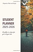 Daily Planner 2025/2026; Your faith can move mountains and your doubt can create them.: Semester Planner 2025/2026 Perfect Pocket sized A5 schedule; write down notes, record summaries, plan your next steps and Goals (Weekly Planner with 4-WEEK-OVERVIEW)