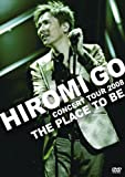 """HIROMI GO CONCERT TOUR 2008 """"THE PLACE TO BE"""""""