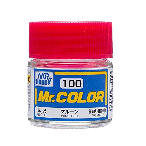 クレオス Mr.カラー C100 マルーン