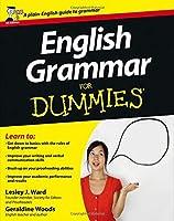 English Grammar For Dummies by Lesley J. Ward(1905-06-29)