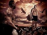Poster Gallery Fedor Emelianenko vs Brock Lesnar MMA Mixed Martial Arts Printing wall poster wbp03760 30x40cm by Poster Gallery [並行輸入品]