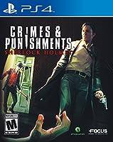 Crimes and Punishments: Sherlock Holmes (輸入版:北米) - PS4