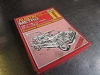 Austin, M.G. and Vanden Plas Metro, 1980-89 All Models Owner's Workshop Manual