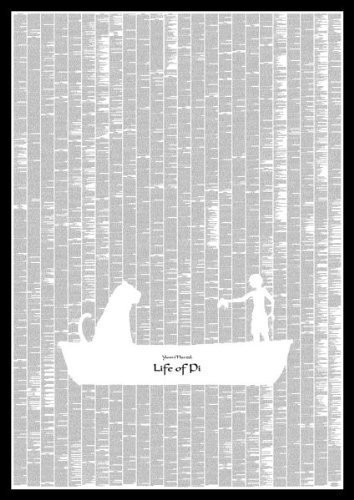 Spineless Classic Life of Pi Full Text Poster by Spineless Classic