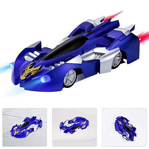 SeHan ラジコンカー 車のおもちゃ 壁を走る おもちゃ カー 無線操作 リモコンカー 赤外線コントロール 電動...