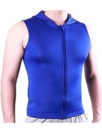 Slim Alive メンズ スリム シャツ スポーツパーカー セーター スウェット 長袖
