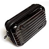 BROMPTON ブロンプトン用 ハードシェル フロントバッグ (Mini hard shell front bag for BROMPTON) (ブラック)