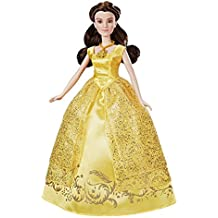 Disney Beauty & The Beast - Belle doll in Enchanting Melodies Ball Gown with Sound