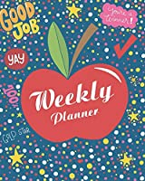 2020 Weekly Planner: Daily Weekly Monthly Planner Yearly Agenda Cute Pet Design 8x10in'' | 160 pages for Academic Agenda Schedule Organizer | Perfect for Planning and Organizing Your Home or Office