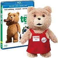 テッド 俺のモコモコ スペシャルBOX Blu-ray&DVD