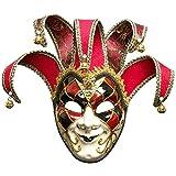 ハロウィーンマスクパーティー仮装ヴェネツィアフルフェイスオールドマスク、イースターメンズ、レディースギフト YZRCRK