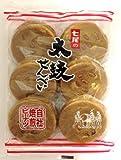 七尾製菓 太鼓せん 12枚×10袋