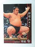 BBM2016大相撲カード■レギュラーカード■No.08栃煌山 雄一郎/関脇