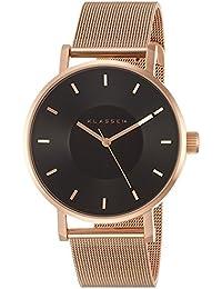[クラス14]KLASSE14 腕時計 MARIO NOBILE VOLARE ローズゴールド 42mm VOLARE DARK ROSE VO16RG006M メンズ 【並行輸入品】