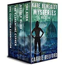 Kate Benedict Cozy British Mysteries Vol 1-4 (The Kate Benedict Series)