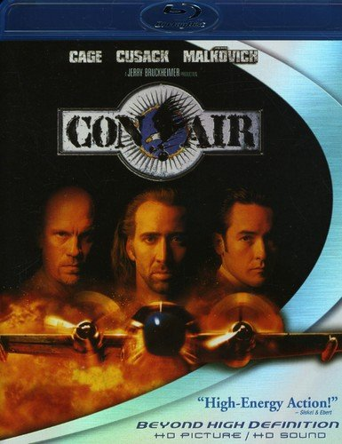 Con Air [Blu-ray] [Import]
