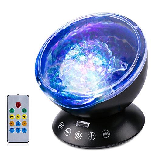 投影ランプ LEDライト プロジェクター 海洋プロジェクター...