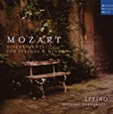 Mozart: Divertimenti for Strings & Winds