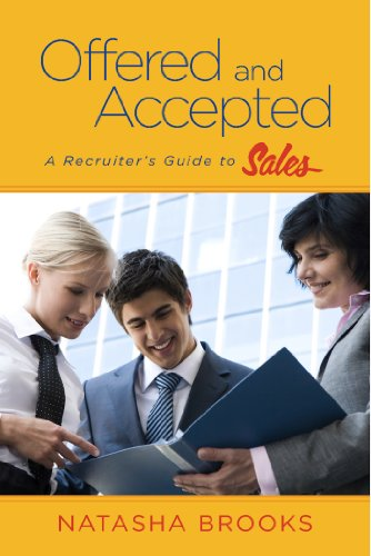 amazon offered and accepted a recruiter s guide to sales english