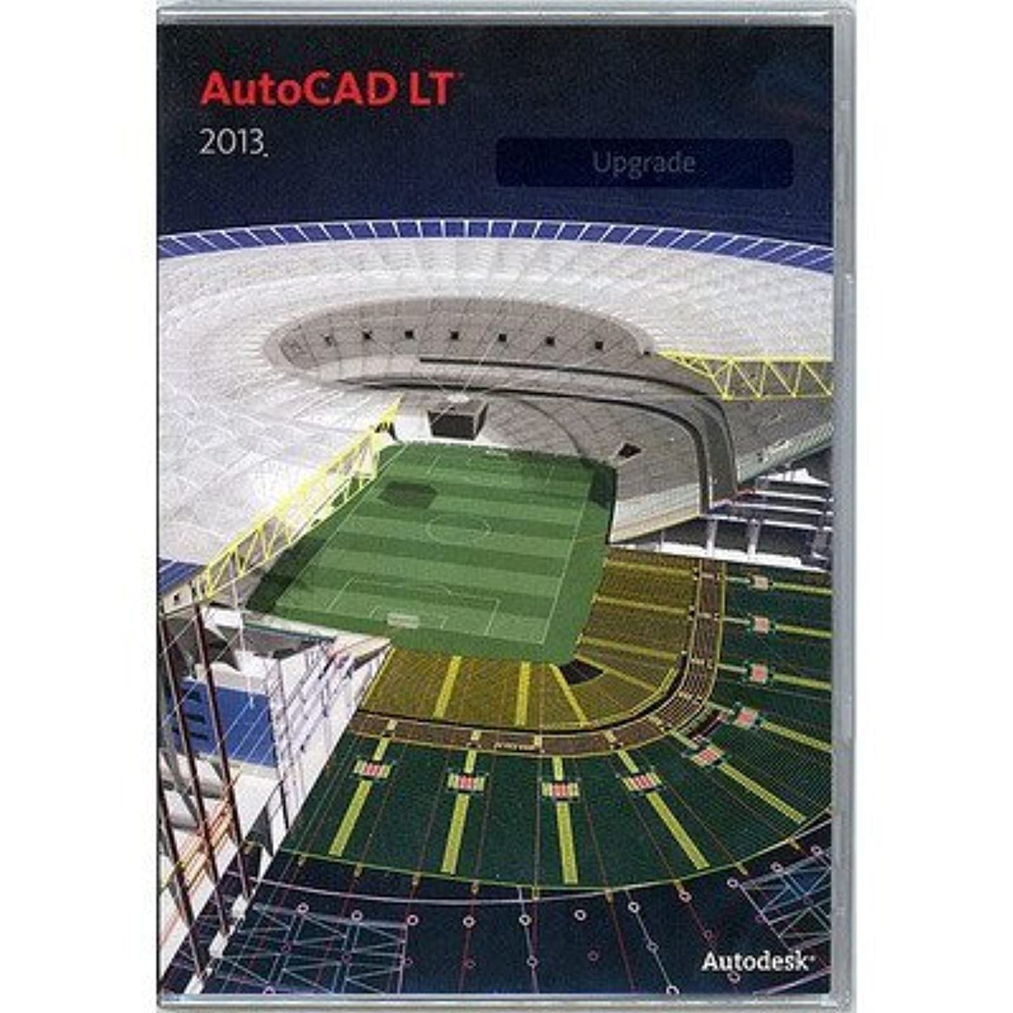 AutoCAD LT 2013 Commercial Upgrade from Previous Version