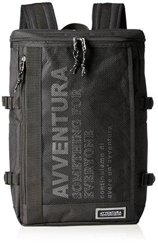 AVVENTURA (アベンチュラ)『メッシュポケットナイロン ボックス リュック (RMN-30358)』