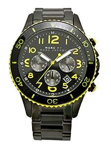 【マークバイマークジェイコブス】 MARC BY MARC JACOBS 腕時計 クロノグラフ メンズ ROCK46 MBM5026【並行輸入品】
