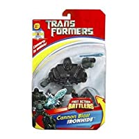 Transformers Fast Action Battlers Ironhide Cannon