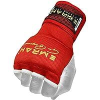 SPT-63 バンテージ インナーグローブ キックボクシング 赤白 Emrah 正規品 各size