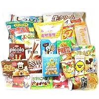 大量!!たくさんのお菓子詰め合わせセット(21種類入) おかしのマーチ