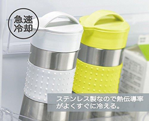 スケーター ステンレスウォーターピッチャー 1.2L ムーミン お花畑 STCP12(1コ入)