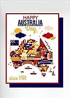 ポスター ウォールステッカー シール式ステッカー 飾り 594×841㎜ A1 写真 フォト 壁 インテリア おしゃれ 剥がせる wall sticker poster pa1wsxxxxx-014132-ds オーストラリア 風景