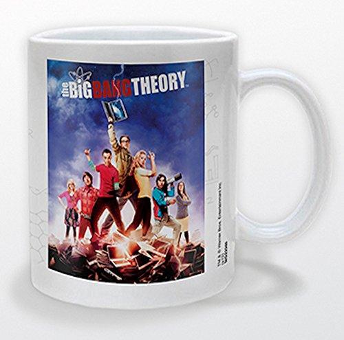 BIG BANG THEORY ビッグバンセオリー - Laptop / マグカップ 【公式 / オフィシャル】