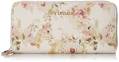 [リエンダ] 長財布 VINTAGE ROSE FLOWER PRINT r03278201